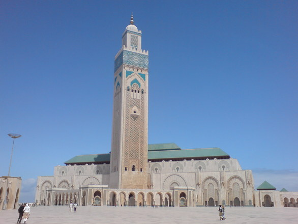 mosque-casablanca-1216724 - Jenni L from iStock for Baris May 2016